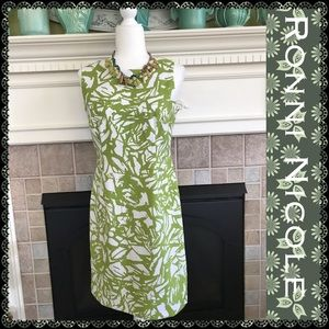 Ronni Nicole sleeveless dress, size 6